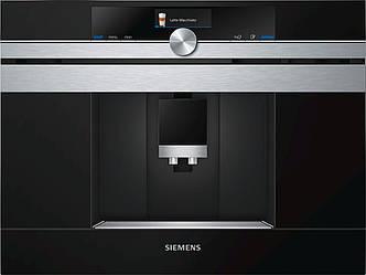 Кофемашина автоматическая Siemens CT636LES6