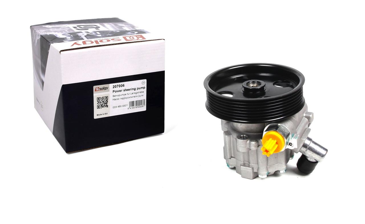 Насос гідропідсилювача керма ГУР (OM642) MB Sprinter 906 3.0 CDI 2006 - SOLGY (Іспанія) 207006