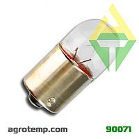 Лампа автомобільного ліхтаря 24В 5Вт