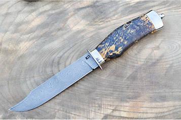 Нож №3 дамаск 1000 слоев