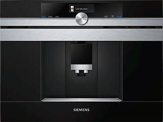 Кофемашина автоматическая Siemens CT636LES1