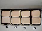 Пудра компактная FFleur Two Way Cake 2 в 1 TK-12 № 04 Розовая карамельная, фото 10