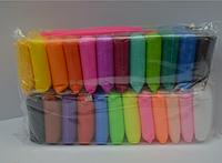 Супер легкий пластилін Маса для ліплення 11гр 24 кол № NT-6011-1, фото 1