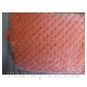 Плед-покрывало Silk Bamboo Koloco Коралловый арт. 172308, фото 2
