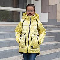 """Демисезонная куртка-жилетка """"Альбина"""" для девочек и подростков"""