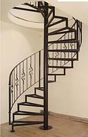 Недорогая винтовая лестница