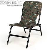Кресло складное Vitan Титан 27 мм (зеленый меланж)
