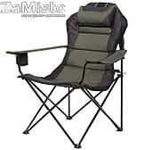 Кресло складное Vitan Мастер Карп 16 мм (зеленый меланж)