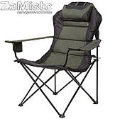 Крісло доладне Vitan Майстер Короп 16 мм (зелений меланж)