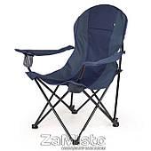 Кресло складное Vitan Директор Лайт 19 мм (синий)