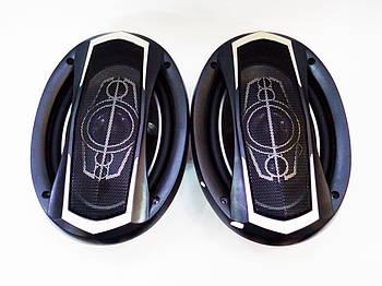 ДинамикиTS-A6995S (6 x 9 см) овалы в машину автомобильная акустика  в машину колонки