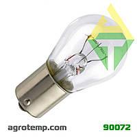 Лампа автомобільного ліхтаря 12В 21Вт