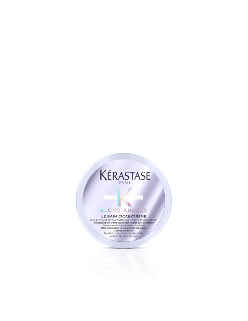 Kérastase Blond Absolu Bain Cicaextreme шампунь-крем для освітленого волосся 75 мл