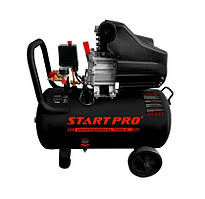 Компрессор воздушный Start Pro SC-24 (ресивер на 24 литра)