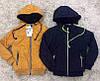 Куртки для мальчиков с наушниками  S&D 8-14 лет