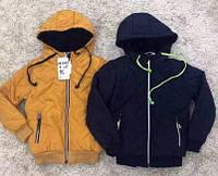 Куртки для мальчиков с наушниками  S&D 8-14 лет, фото 1