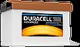 Аккумулятор автомобильный Duracell 6СТ-77 Аз 700A (DA77H), фото 2