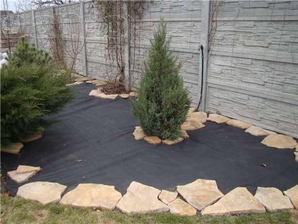 Агроволокно 80 гр/м², черное, размер 1,6*50м - фото 2