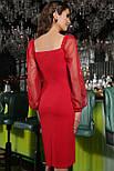 GLEM платье Велия д/р, фото 2