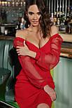 GLEM платье Велия д/р, фото 3