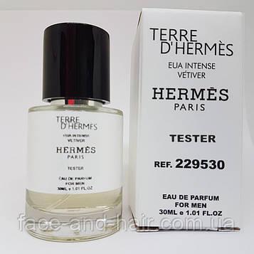 Hermes Terre D`Hermes Eua Intense Vetiver Масляный тестер 30 мл