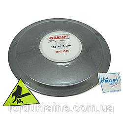 Ніж тефлоновий для слайсера 250 мм SIRMAN/ESSEDUE/RGV/CELME
