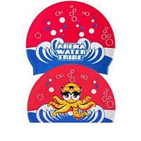 Мужская шапочка для плаванья arena