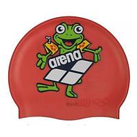 Шапочки для плавания детские arena