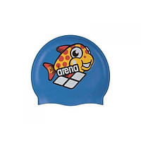 Детская шапочка для плавания arena
