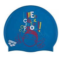 Шапочка для плавания для детей arena