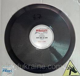 Ніж тефлоновий для слайсера 300 мм RGV