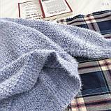Женский стильный, мягкий, шерстяной свитер, фото 5