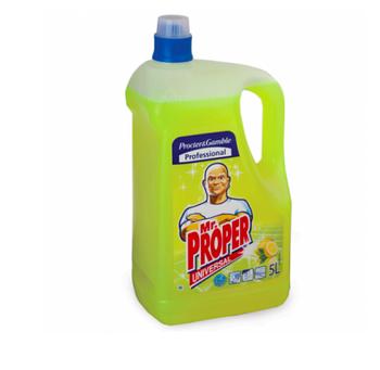 Средства для пола  MR PROPER 5л Лимон