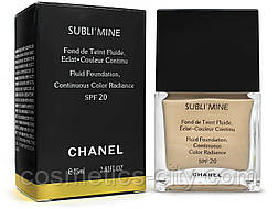 Тональная основа Chanel Subli`mine Fluid Foundation, 75 мл.