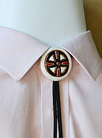 Галстук - боло, галстук - шнурок авторская работа