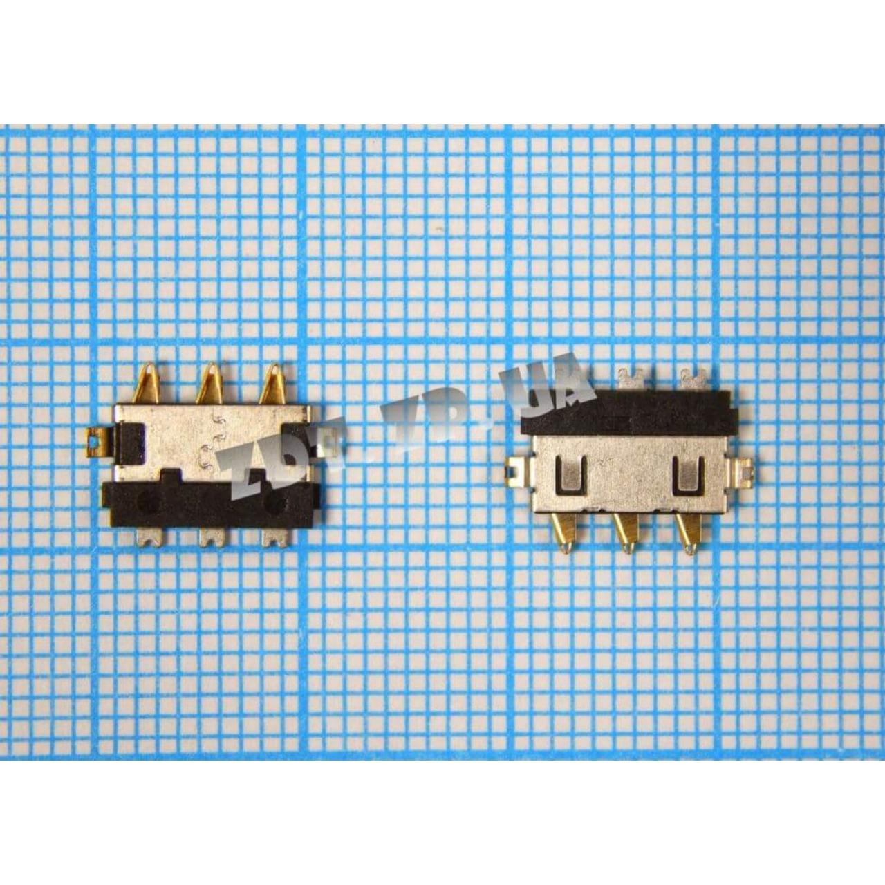 Коннектор батареи универсальный #3 3 pin (7400147)