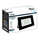Светодиодный прожектор Feron LL-9030 30W, фото 5