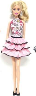 Сукня для ляльки Барбі