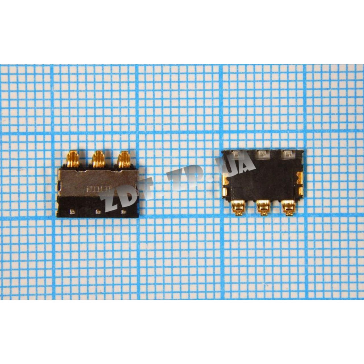 Коннектор батареи универсальный №14 (7000778)