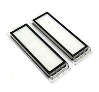 Сменный моющийся HEPA-фильтр для пылесоса, фильтр для пылесоса Xiaomi Mi Roborock 1 и 2 поколения Mi Home