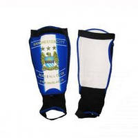Щитки для футбола с защитой лодыжки