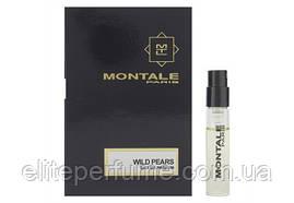 Пробник Montale Wild Pears 2 ml
