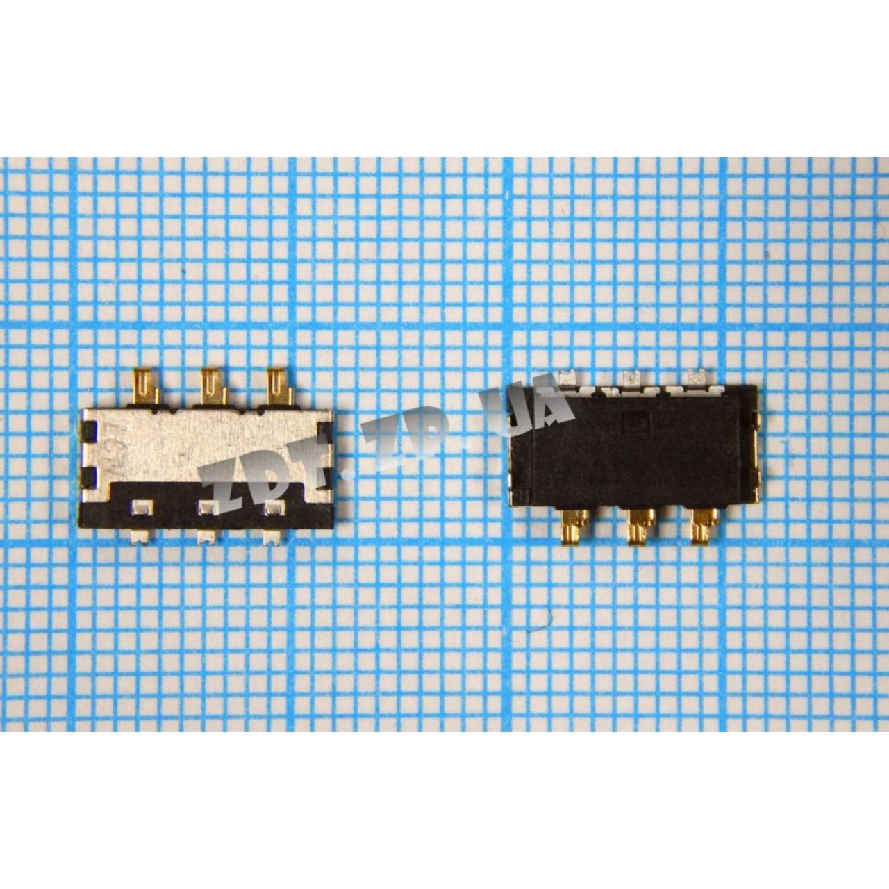 Коннектор батареи универсальный №5 (7000769)