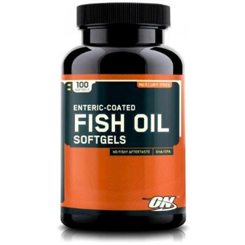 Омега 3, ON Omega 3 Fish Oil 100 капсул
