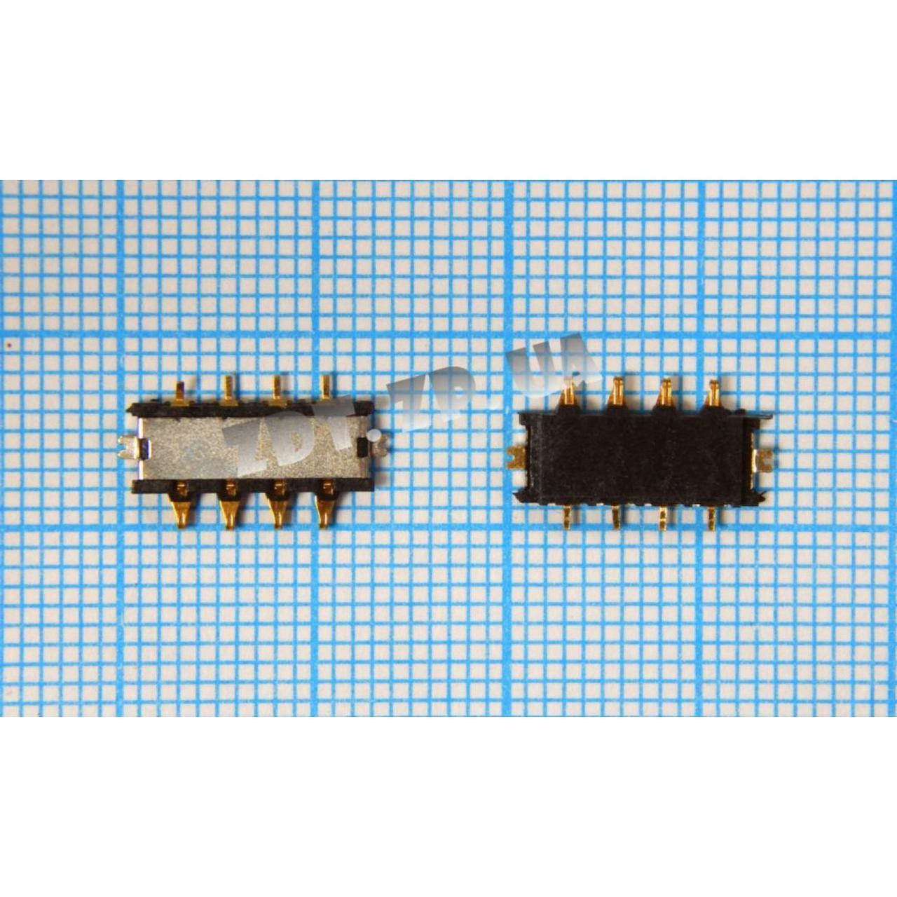 Коннектор батареи универсальный №7 (7000771)