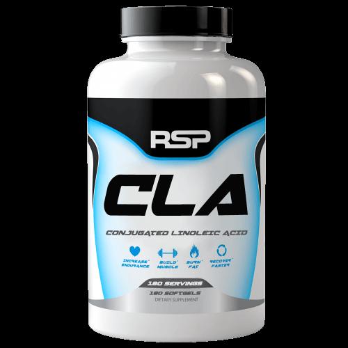 Жиросжигатель, RSP Nutrition CLA 90 капсул