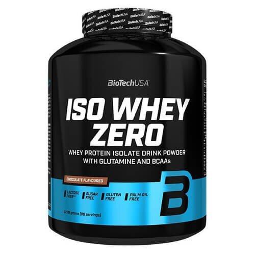 Протеин, Biotech USA Iso Whey Zero 2270 грамм, Ананас-Манго