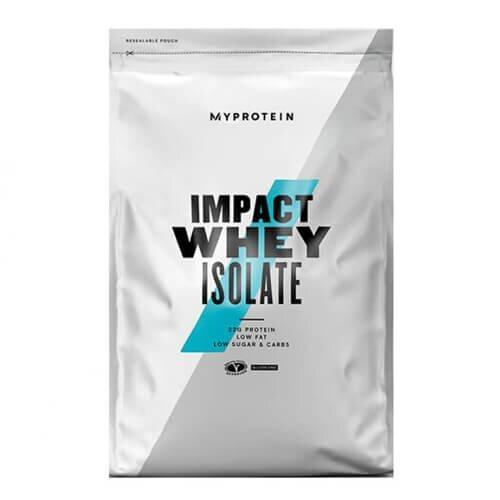 Протеїн ізолят, Impact Whey Isolate 1000 грам, Шоколад, Банан