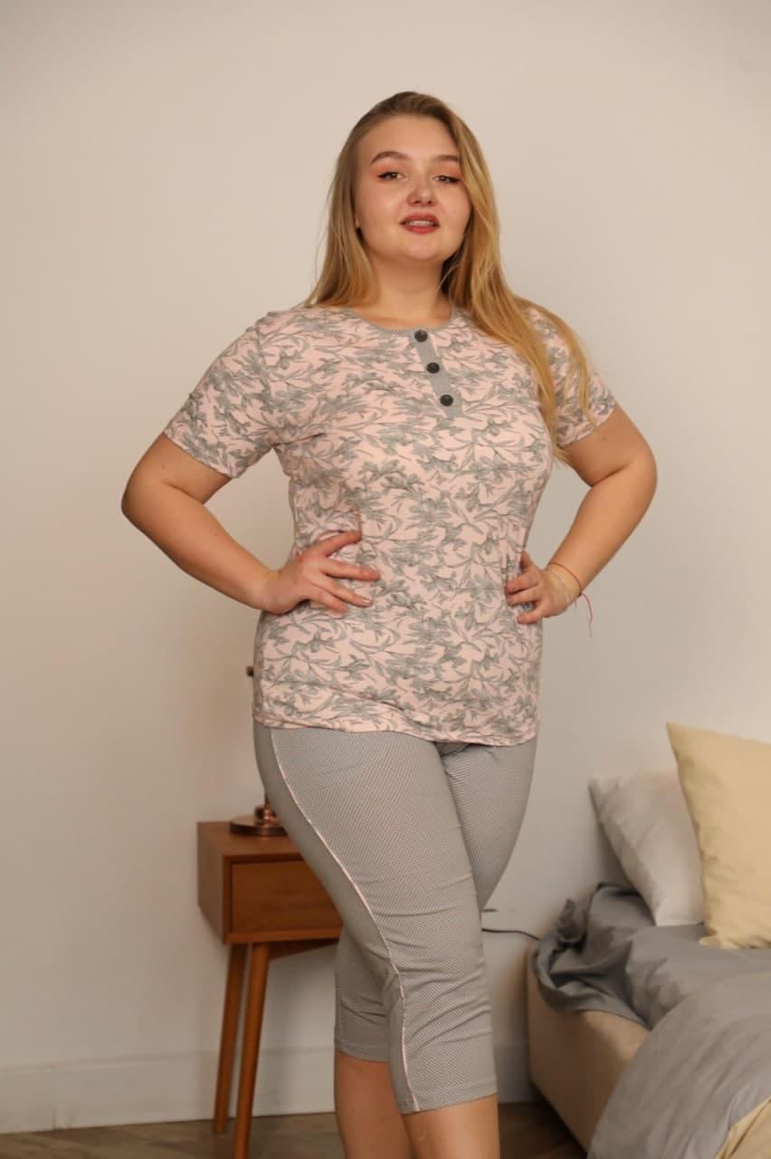 Костюм домашний женский больших размеров Nicoletta