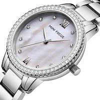 Mini Focus MF0226L.01 Silver-White Diamonds